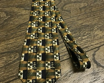 He is the Vine We are the Branches Silk Necktie No shipping 403