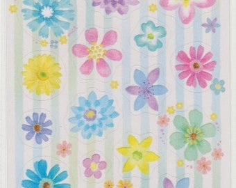 Flower Stickers - Reference A4544-45U5747