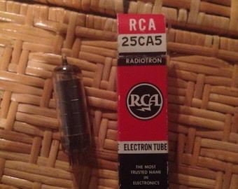 RCA radio tube