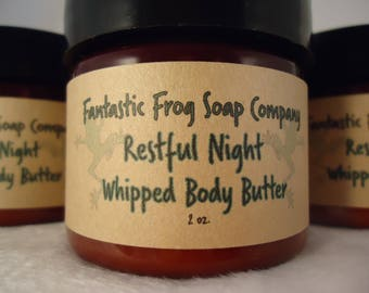 Restful Night Whipped Body Butter 2oz