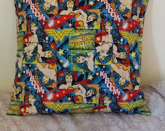 Wonder Woman Cushion Cover