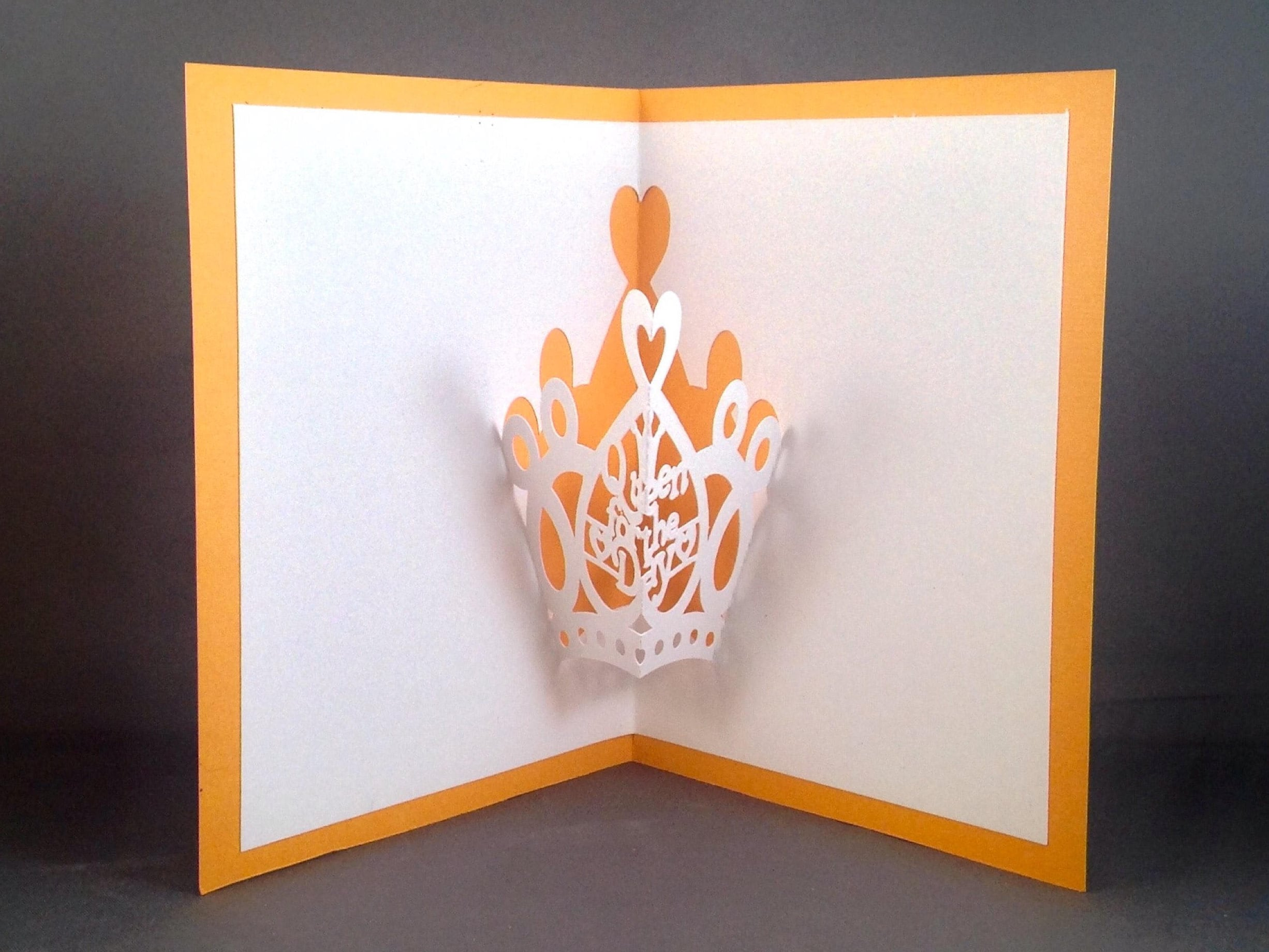 Queen for a day funny birthday cards for girlfriend card for queen for a day funny birthday cards for girlfriend card for girlfriend queen of hearts mothers day cards daughter birthday card for her bookmarktalkfo Choice Image