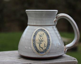 1987 Pillsbury's Best Glazed Pottery Mug