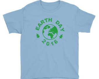 Earth Day Shirt , 2018, Earth Day Kids Shirt, Earth Day , Climate Change , Science March Shirt , Mother Earth Shirt, Environmental Shirt,
