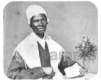 Mouse Pad; Sojourner Truth