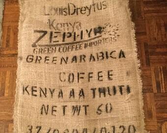 Jute Burlap Coffee Bean Sack/Bag