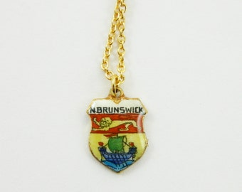 New Brunswick Charm Necklace