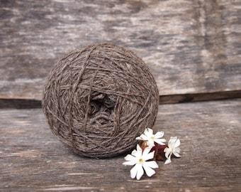 WOOL YARN, #266 Wool for knitting, crochet, Lithuanian Wool Yarn