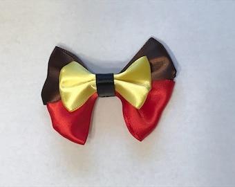 Gaston Hair Bow