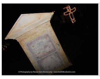 Marie Laveau Tomb Art Photo - New Orleans