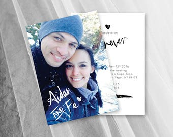 Wedding Invitation Template Download Wedding Invitations with Photo Printable