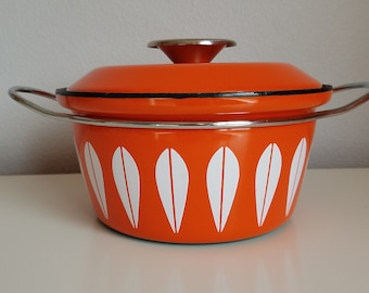 Cathrine Holm  Casserole/Bowl 1960's Retro Kitchen Mid Century Lotus Norway