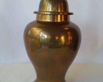 Brass Urn/Container