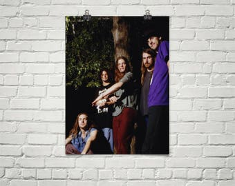 Blind Melon Poster, Premium Semi-Gloss Photo Paper Poster, Blind Melon Print