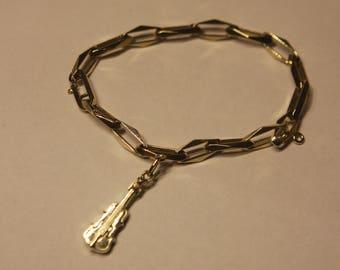 14KT. 585 - Gold CLOSED FOREVER - Bracelet