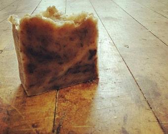 Algen-Gesichts-Seife - Miso-Seife