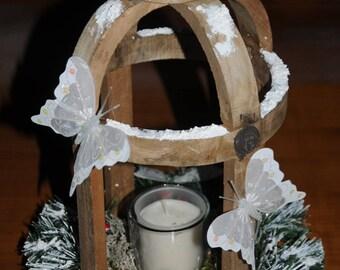 Christmas: table Center Lantern