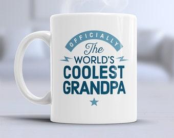 Grandpa Gift, Cool Grandpa, Grandpa Mug, Birthday Gift For Grandpa! Grandpa, Grandpa Birthday Gift, Present For Grandpa, Awesome Grandpa