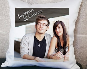 Custom Pillow - Personalized Pillow - Customized Pillow - Photo Pillow - Custom Cushion - Picture Pillow - Make Your Own Pillow - 14X14 inch
