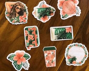 PLAN YOUR BEAUTIFUL Life Diecut Set   LucKaty   Decorative Element   Bookmark  