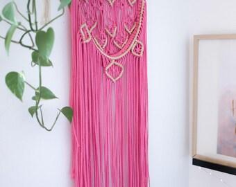 Living room idea/children's room idea/Danymacrame/tapestry/Makrame/tapestry/Boho/Interio/home