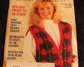 Workbasket Magazine - December 1990