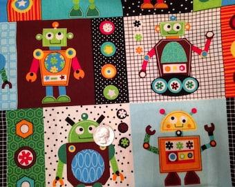 Robots Fabric
