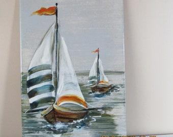 trivets, sailboat design