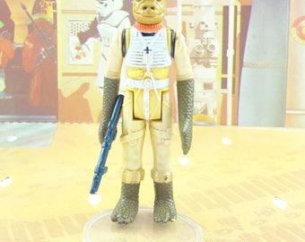 Star Wars Action Figure Bossk Bounty Hunter 1980