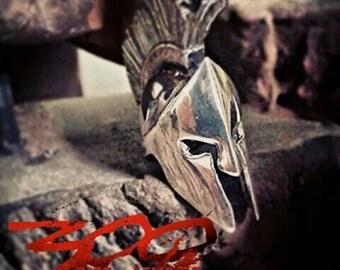 Spartans helmet pendant 300 realistic king Leonidas helmet