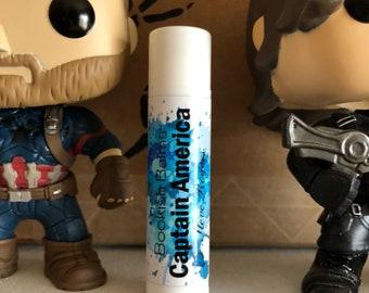 Captain America lip balm