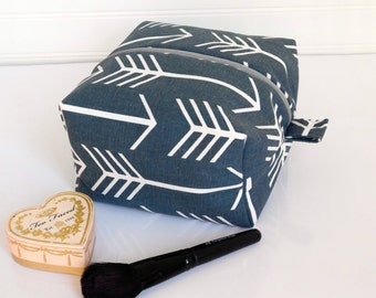 Large Makeup Bag Pouch, Large Cosmetic Bag, Zippered Toiletry Bag, Travel Makeup Bag Large Cosmetic Pouch, Makeup Case, Make Up Bag Teens