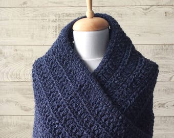 Scarf, Infinity Scarf, Knit Scarf, Winter Scarf, Knit Button Scarf Cowl, cowl scarf, women scarf, infinity scarf boston cowl FAST DELIVERY