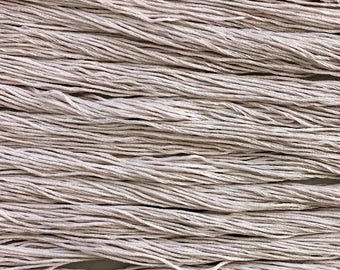Hand dyed embroidery floss | natural dyed | lavender | embroidery thread | stranded cotton | vegan | eco friendly