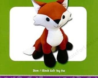Fifi Fox Sewing Pattern