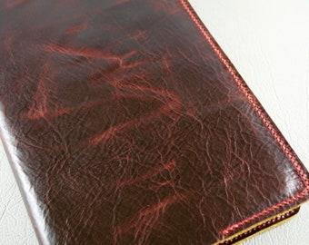 Leather Moleskine Cover, Leather Journal Cover, Leather Notebook Cover, Leather Travel Journal, Refillable Leather Notebook Cover