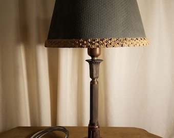 Vintage MSLC Torchiere Table Lamp