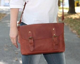 Women Leather bag, leather handbag women, leather messenger bag men, leather satchel, leather bag women, bag for men, crossbody bag