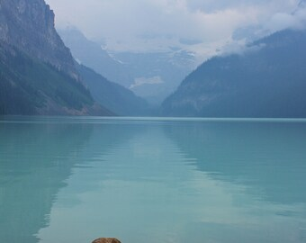 Calm at Lake Louise - Fine Art Photography