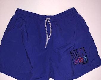 Vintage 1980's umbro shorts!