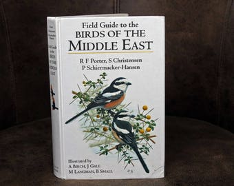 Field Guide to the Birds of the MIddle East - First Edition 1996