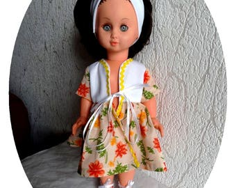 Outfit doll clothes Mary Frances raynal, bella, gege & work modes Compatible