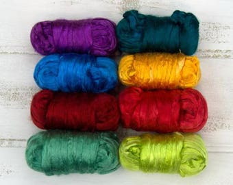 Dyed Mulberry Silk Assorted Pack