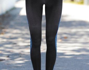 Woman Leggings, Black Leggings, Slimming leggings, Yoga Leggings, Printed Leggings, Workout pants, Boho Leggings, Yoga Pants