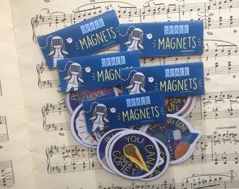 Space magnet set