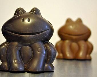 Hand Made Chocolate Frog