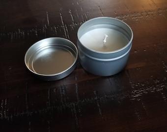 Plumeria Scented Candle