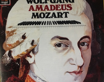 Music of Wolfgang Amadeus Mozart   Double Album LP