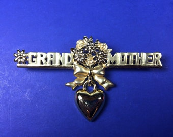 Grandmother Brooch
