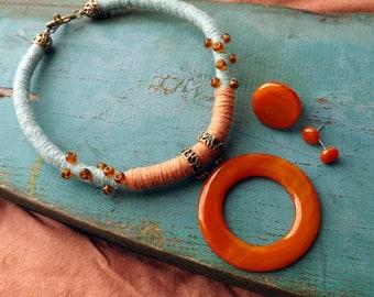 Jaipur, set of jewelry